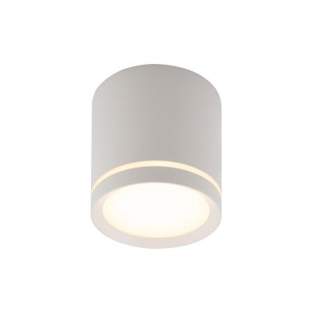 Потолочный светодиодный светильник Denkirs DK4016-WH, LED 5W, белый, металл
