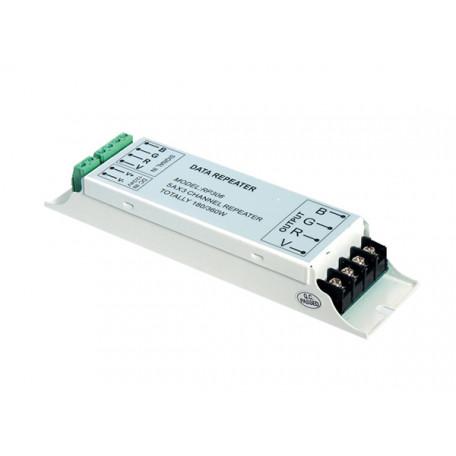 Усилитель сигнала для светодиодных лент RGB Donolux DL-18258/RGB Repeater