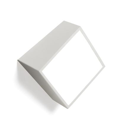 Настенный светильник Mantra Mini 5483, IP44, белый с серебром, металл, пластик