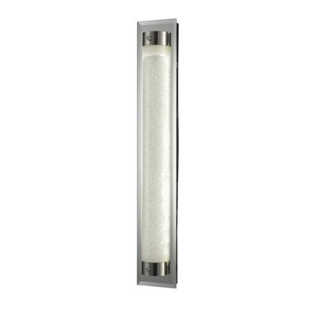 Настенный светильник Mantra Tube 5532, хром, матовый, металл, стекло