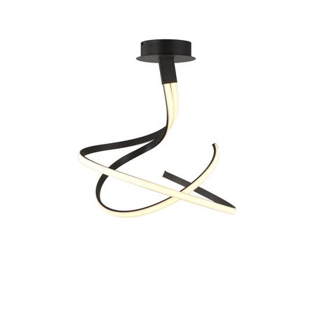 Потолочный светильник Mantra Nur 5361, коричневый, белый, металл, пластик