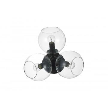 Настенный светильник Donolux Ikra W111009/3, 3xE14x40W