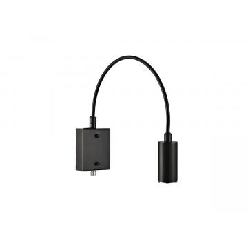 Настенный светильник с регулировкой направления света Donolux Saga W111018/1, 1xE27x5W
