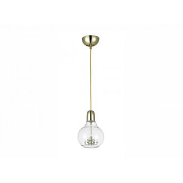Подвесная светодиодная люстра Donolux S111007/1gold