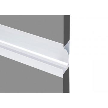 Профиль для светодиодной ленты без рассеивателя Donolux DL18507