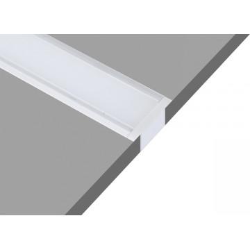 Профиль для светодиодной ленты без рассеивателя Donolux DL18509