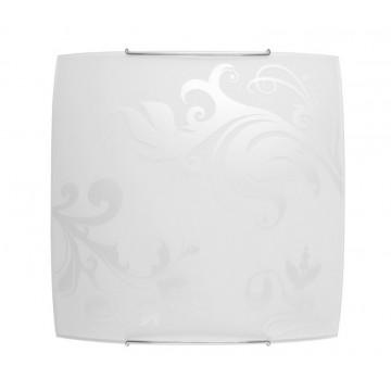 Потолочный светильник Nowodvorski IVY 3726, 1xE27x100W, хром, металл, стекло