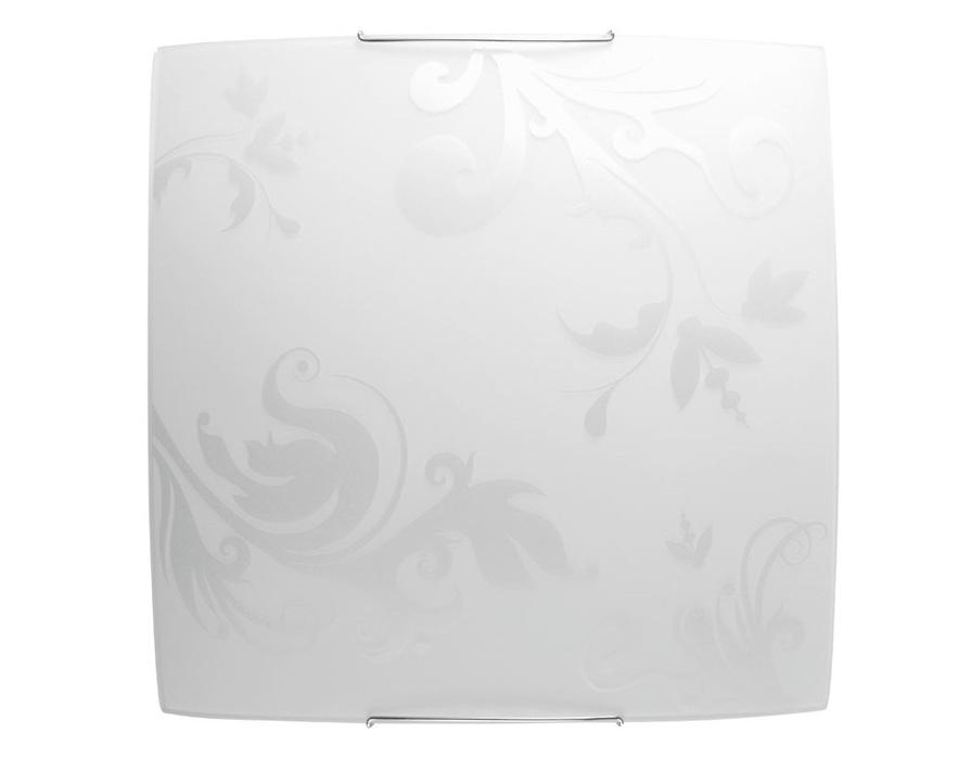 Потолочный светильник Nowodvorski IVY 3727, 2xE27x100W, хром, металл, стекло - фото 1