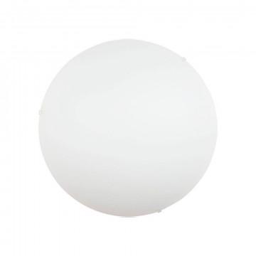 Потолочный светильник Nowodvorski Classic 3912, 3xE27x60W, хром, белый, металл, стекло
