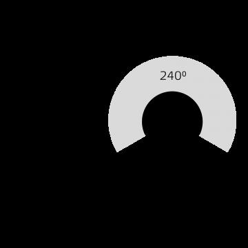 Схема с размерами Gauss Elementary 53128