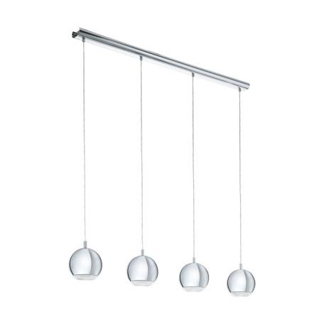 Подвесной светильник Eglo Conessa 95912, 4xGU10x3,3W, хром, металл