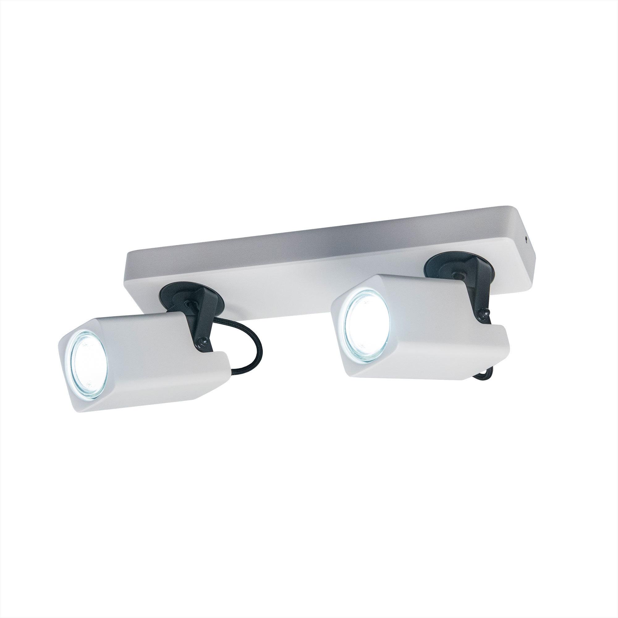 Потолочный светильник с регулировкой направления света Citilux Норман CL533620, 2xGU10x50W - фото 1