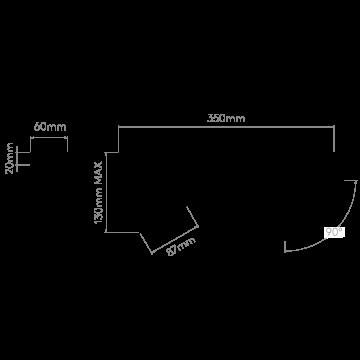 Схема с размерами Astro 1286034