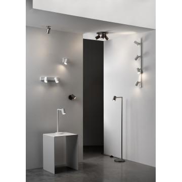 Потолочный светильник с регулировкой направления света Astro Ascoli 1286034 (6159), 2xGU10x50W, белый, металл - миниатюра 2
