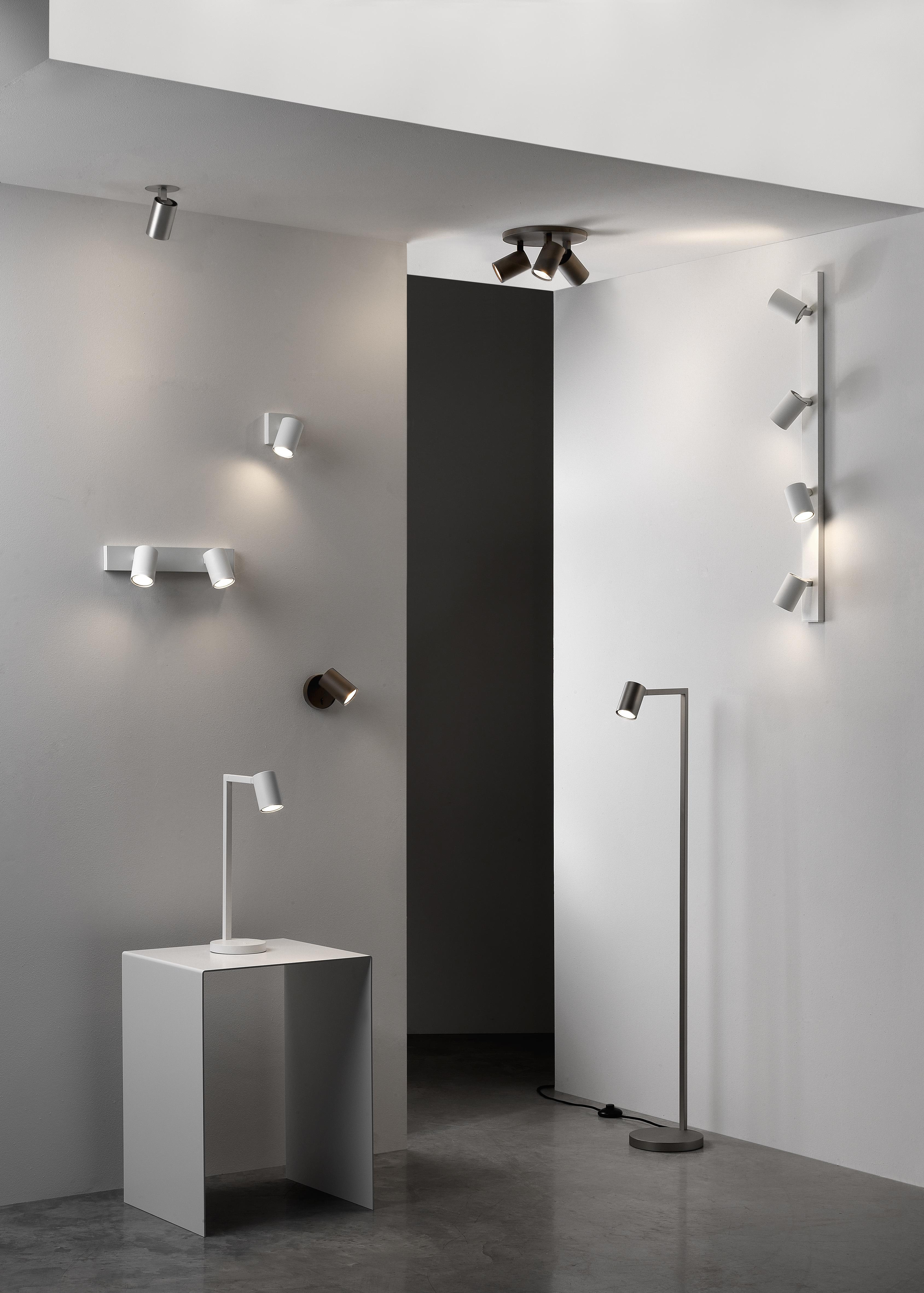 Потолочный светильник с регулировкой направления света Astro Ascoli 1286034 (6159), 2xGU10x50W, белый, металл - фото 2