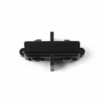 Внутренний прямой соединитель питания для треков Astro 6020012 (2065), черный, пластик