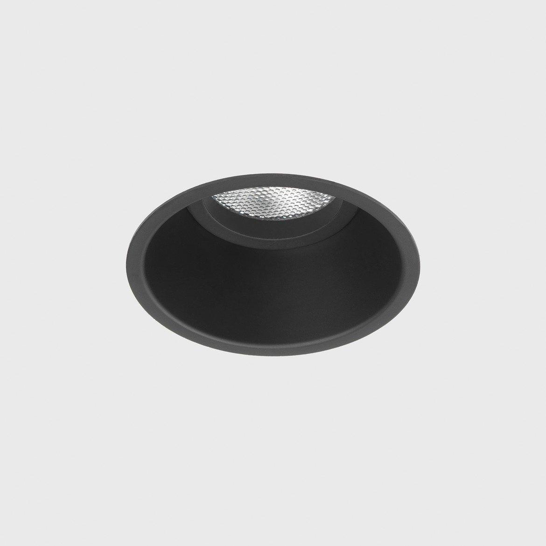 Встраиваемый светильник Astro Minima 1249015 (5791), 1xGU10x50W, черный, металл - фото 1