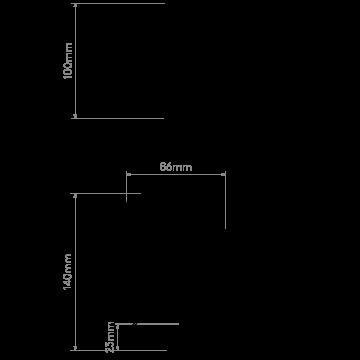 Схема с размерами Astro 1249020