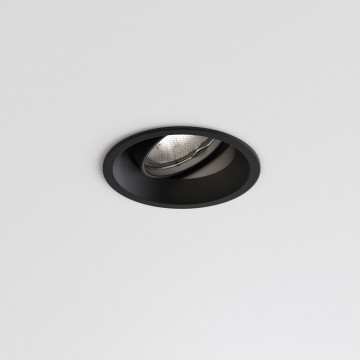 Встраиваемый светильник Astro Minima 1249016 (5792), 1xGU10x50W, черный, металл