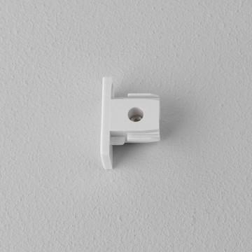 Концевая заглушка для шинопровода Astro Track 6020003 (1990), белый, пластик - миниатюра 1