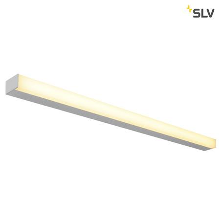 Настенный светодиодный светильник SLV SIGHT 115 1001288, LED 3000K, серый, металл с пластиком