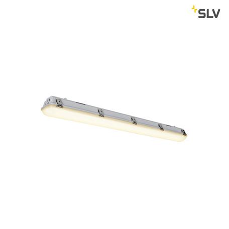 Потолочно-подвесной светодиодный светильник SLV IMPERVA 120 1001315, IP66, LED 4000K, серый