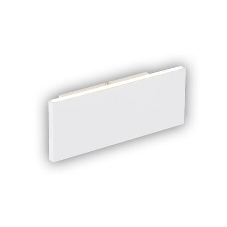 Настенный светодиодный светильник Citilux Рейзор CL719090 3000K (теплый), белый, металл