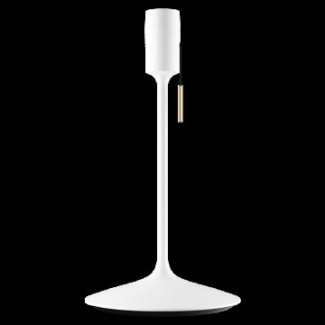 Основание настольной лампы Umage Champagne Table 4045, 1xE27x15W, белый, металл