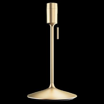 Основание настольной лампы Umage Champagne Table 4052, 1xE27x15W, матовое золото, дерево, металл, пластик