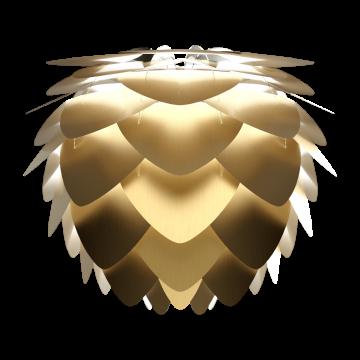 Плафон Umage Aluvia Medium 2121, золото, пластик