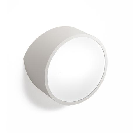 Настенный светильник Mantra Mini 5482, IP44, белый, серебро, металл, пластик