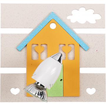 Настенный светильник с регулировкой направления света Nowodvorski Home 5833