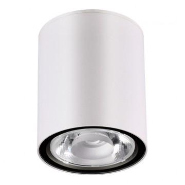 Потолочный светильник Novotech 358012, IP65, белый, металл, стекло