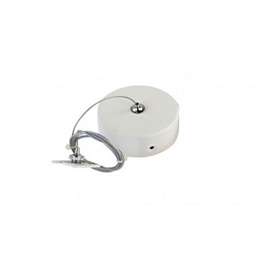 Набор для подвесного монтажа магнитной системы Donolux Suspension kit DLM/White