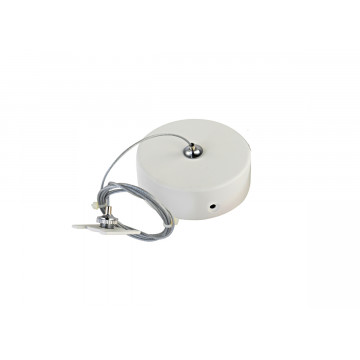 Набор для подвесного монтажа магнитной системы Donolux Magic Track Suspension kit DLM/White