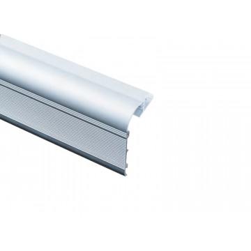 Профиль для светодиодной ленты без рассеивателя Donolux DL18508 Alu