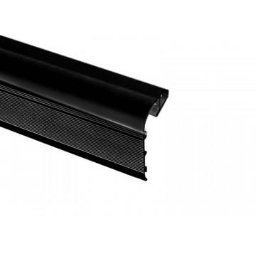 Профиль для светодиодной ленты без рассеивателя Donolux DL18508 Black
