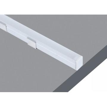Профиль для светодиодной ленты без рассеивателя Donolux DL18510