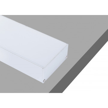 Профиль для светодиодной ленты без рассеивателя Donolux DL18513 S