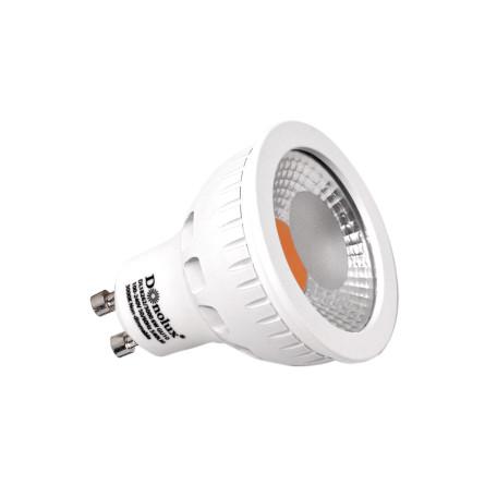 Светодиодная лампа Donolux DL18262/3000 6W GU10 Dim MR16 GU10 6W, 3000K (теплый) 220V, диммируемая, гарантия 2 года