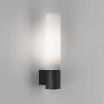 Настенный светильник Astro Bari 1047005 (8036), IP44, 1xG9x40W, бронза, белый, металл, стекло