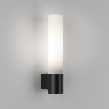 Настенный светильник Astro Bari 1047006 (8037), IP44, 1xG9x40W, черный, белый, металл, стекло