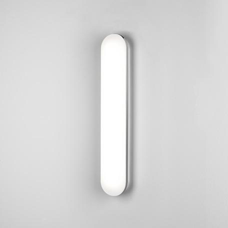 Настенный светодиодный светильник Astro Altea LED 1133006 (8015), IP44, LED 20,3W 3000K 858lm CRI80, хром, белый, металл, пластик