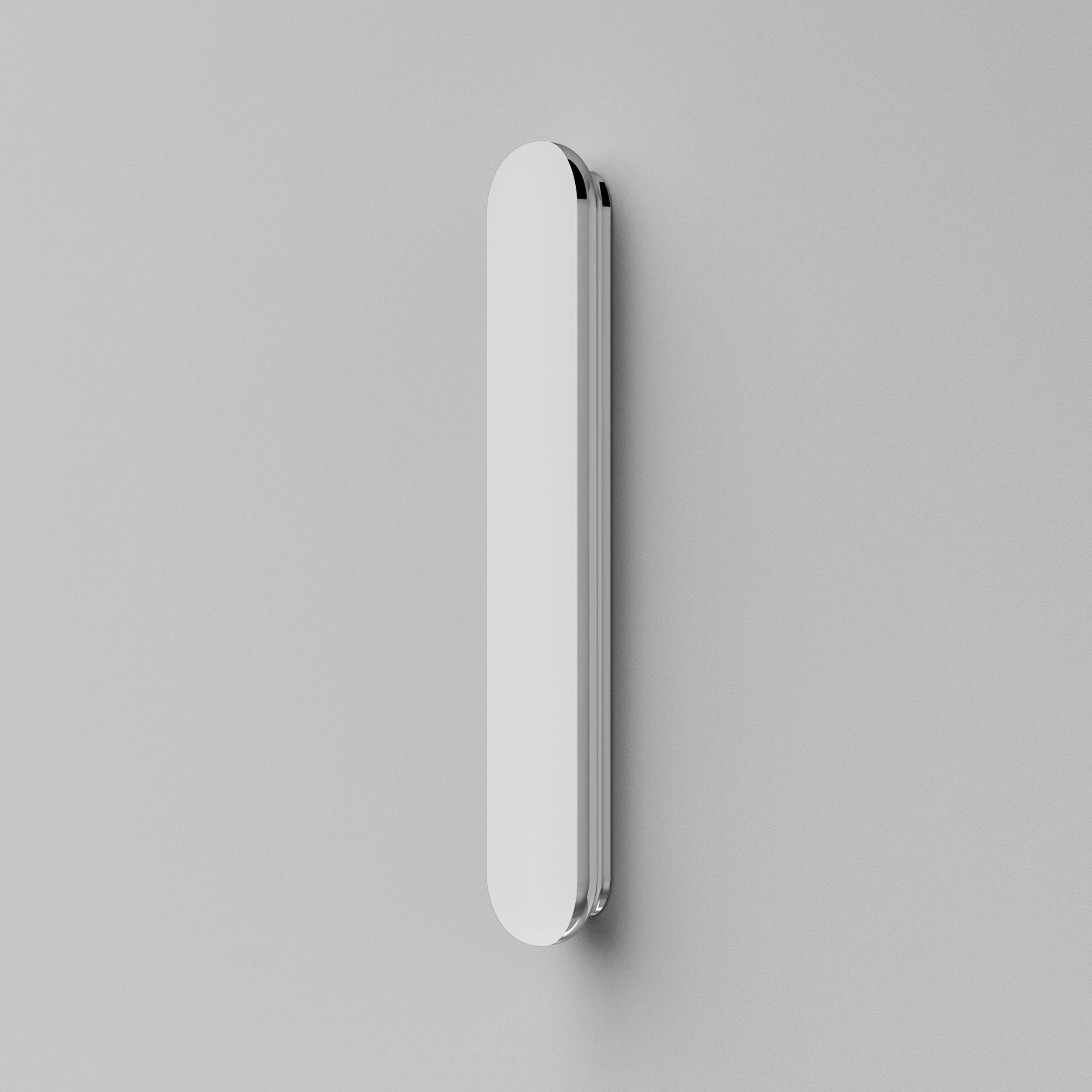 Настенный светодиодный светильник Astro Altea LED 1133006 (8015), IP44, LED 20,3W 3000K 858lm CRI80, хром, белый, металл, пластик - фото 2