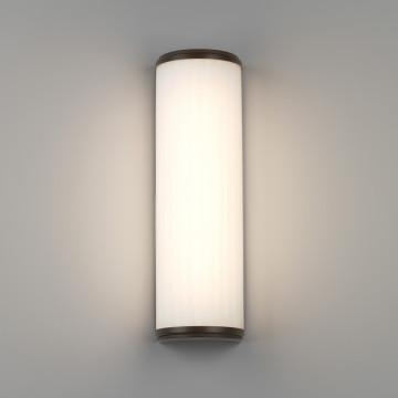 Настенный светодиодный светильник Astro Monza 1194020 (7983), IP44, LED 7,3W 3000K 521.91lm CRI80, бронза, стекло