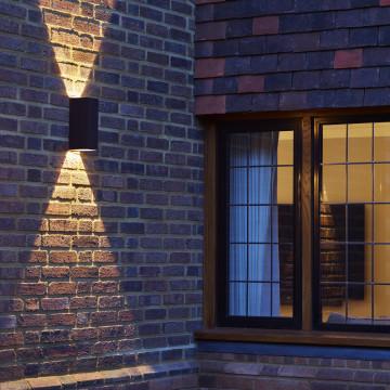 Настенный светодиодный светильник Astro Oslo 1298009 (7991), IP65, LED 7,5W 3000K 270.46lm CRI80, белый, металл, стекло - миниатюра 3