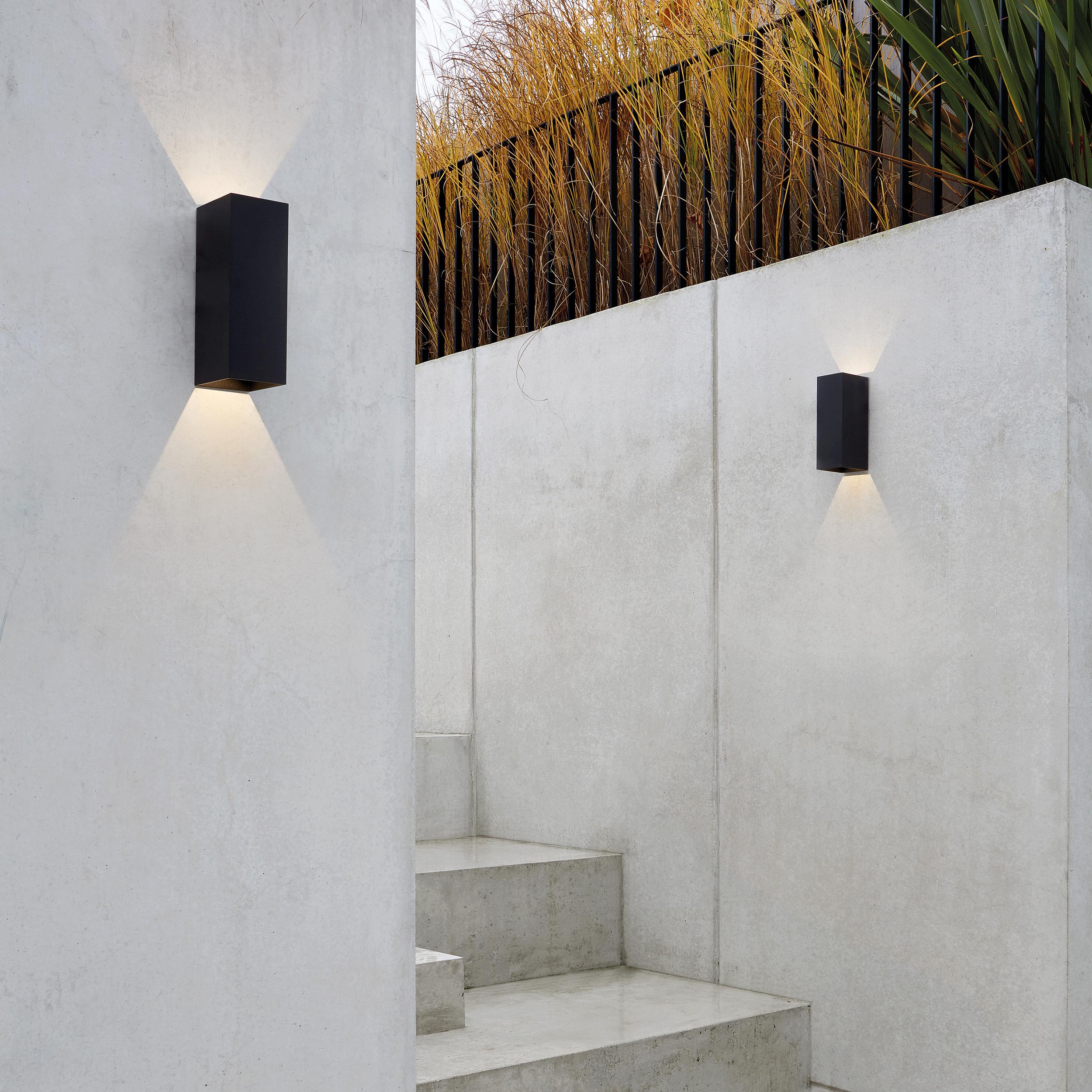 Настенный светодиодный светильник Astro Oslo 1298009 (7991), IP65, LED 7,5W 3000K 270.46lm CRI80, белый, металл, стекло - фото 5