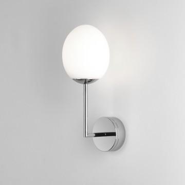 Настенный светодиодный светильник Astro Kiwi 1390003 (8010), IP44 2700K (теплый), хром, белый, металл, стекло