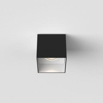 Потолочный светодиодный светильник Astro Osca 1252025 (7999), LED 7,8W 2700K 506.52lm CRI80, белый, черный, металл