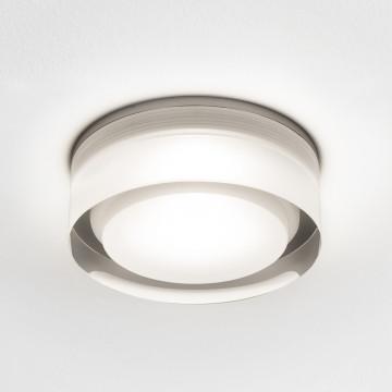 Встраиваемый светодиодный светильник Astro Vancouver 1229012 (5752), IP44, LED 6W 3000K 680.9lm CRI80, прозрачный, пластик